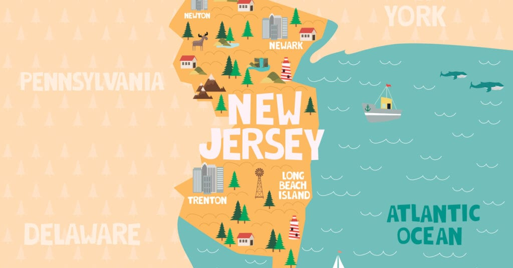 New Jersey Movers, Local, Long Distance, DIY or Hire
