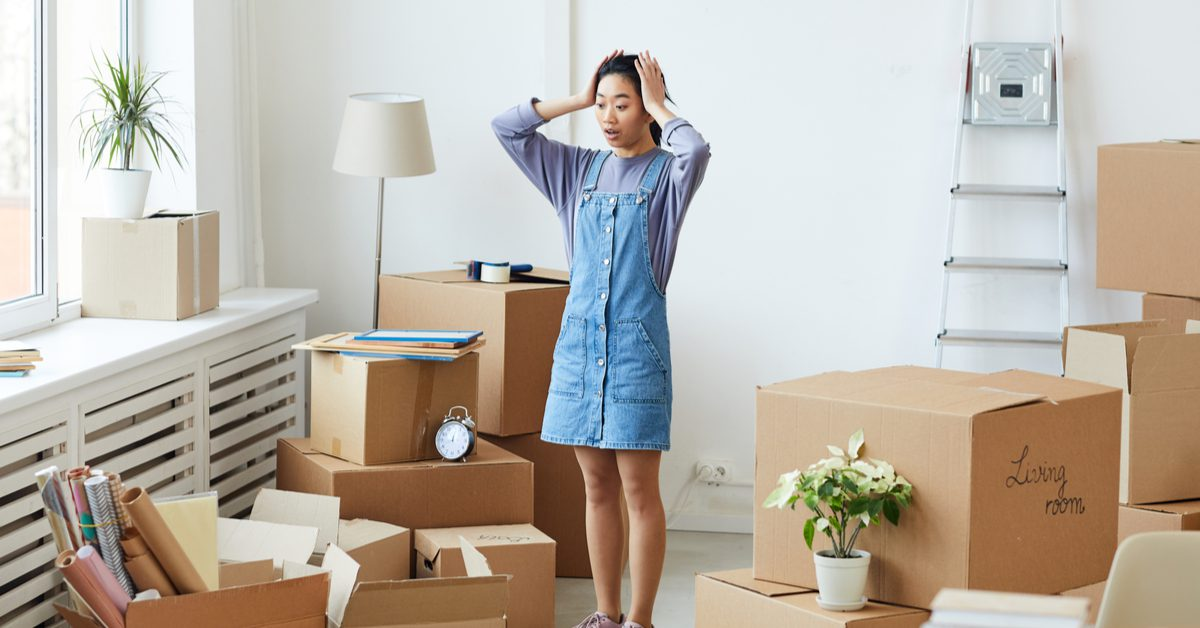 12 Biggest Mistakes When Moving