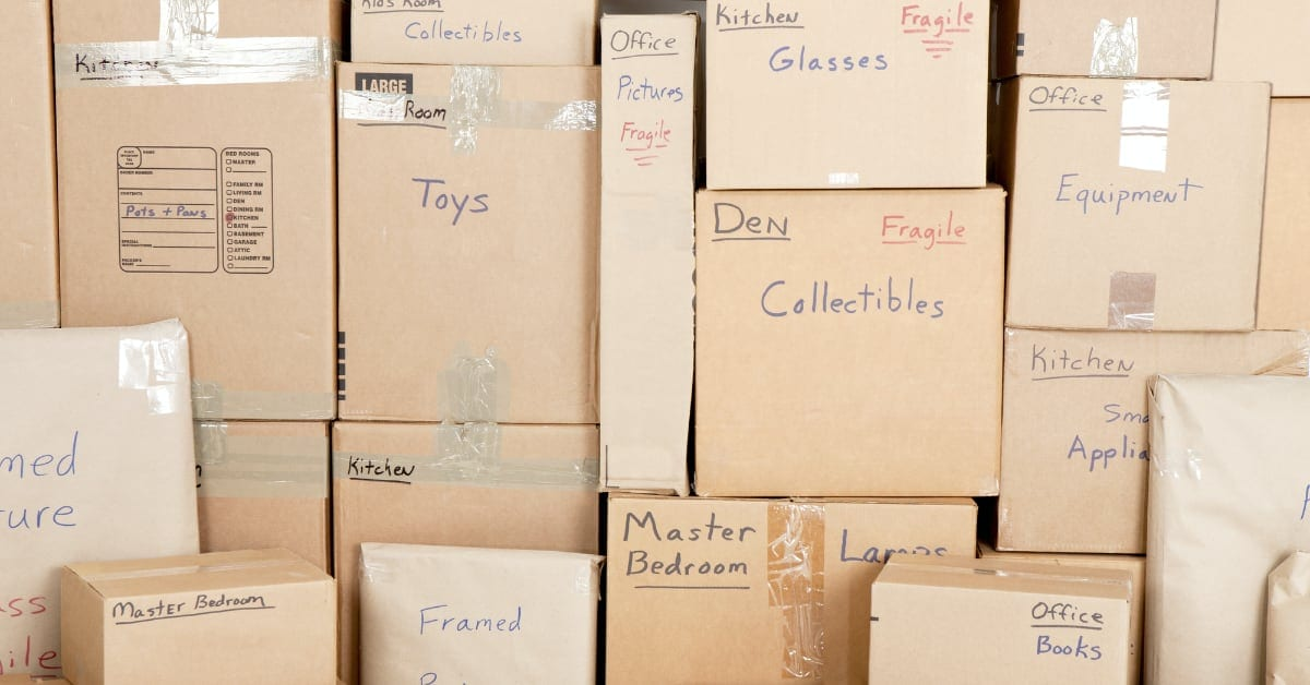 Moving Companies With Temporary Storage